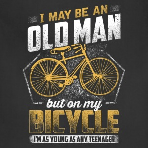 Bicycle - On my bicycle I'm as young as any teen - Adjustable Apron