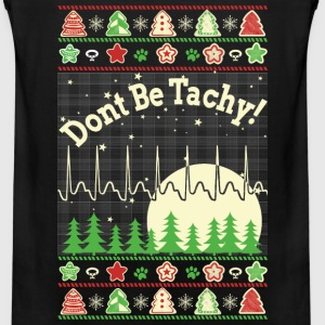 Nurse - Don't be tachy christmas awesome sweater - Men's Premium Tank