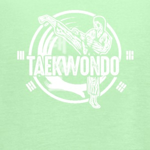 Taekwondo Shirt - Women's Flowy Tank Top by Bella