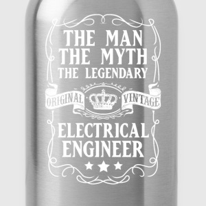 Electrical Engineer The Man The Myth The Legendary - Water Bottle