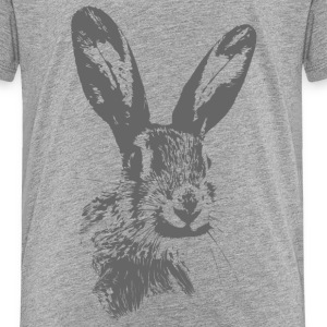 Hare Sweatshirts - Toddler Premium T-Shirt
