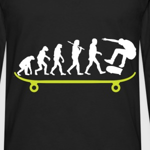 Skateboard - Men's Premium Long Sleeve T-Shirt