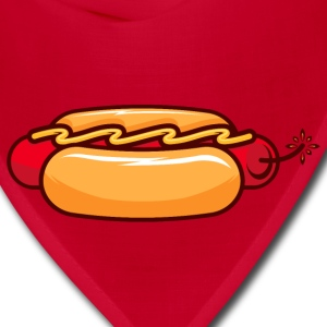 Dynamite_Hot_Dog - Bandana