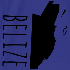 Belize Bags & backpacks - Men's Premium T-Shirt