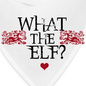 What the Elf? Long Sleeve Shirts - Bandana