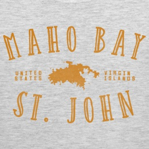 Maho Bay T-Shirt by Verbeeish - Men's Premium Tank