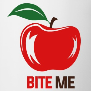 BITE ME apple Accessories - Coffee/Tea Mug