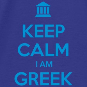 GREECE - Men's Premium T-Shirt
