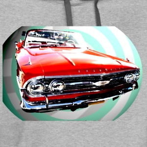 1960 Chevy Impala - Contrast Hoodie
