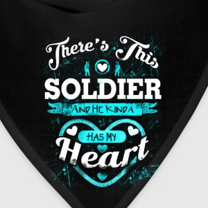 There's this Soldier - He kind a has my heart - Bandana