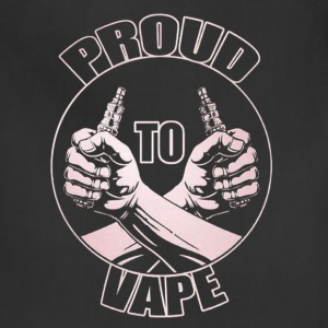 Proud to Vape - Adjustable Apron