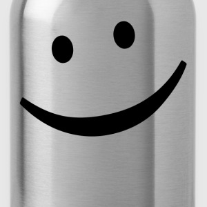 EMOTICON SMILE EMOTICON SMILE T-Shirts - Water Bottle