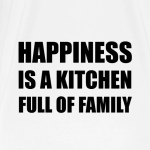 Happiness Kitchen Full Family - Men's Premium T-Shirt