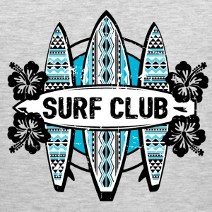 AD Surf Club Hoodies - Men's Premium Tank