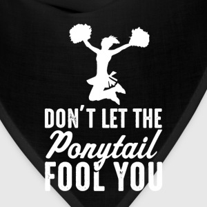 Cheerleading Don't Let The  il Fool You Women T-Sh - Bandana