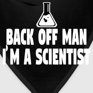 Ghostbusters - Back Off Man I'm A Scientist T-Shirts - Bandana