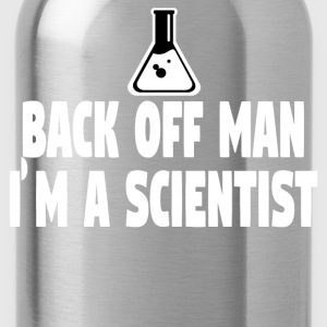 Ghostbusters - Back Off Man I'm A Scientist T-Shirts - Water Bottle