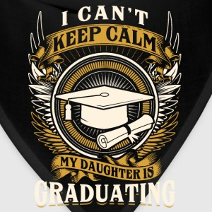 Graduating - My daughter is graduating - Bandana