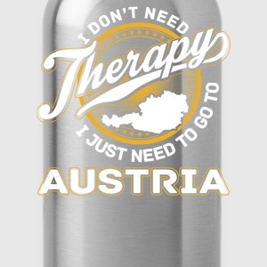 Austria - I just need to go to austria - Water Bottle