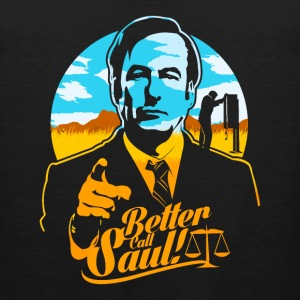Better Call Saul Fan ART - Men's Premium Tank