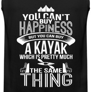 Kayak - Buy a kayak which is the same as happiness - Men's Premium Tank
