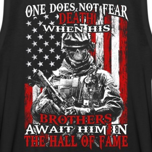 Patriot - Brothers await him in the hall of fame - Men's Premium Tank