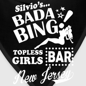 The Sopranos - Topless girls bar New Jersey - Bandana