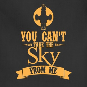 Browncoat - You can't take the sky from me - Adjustable Apron