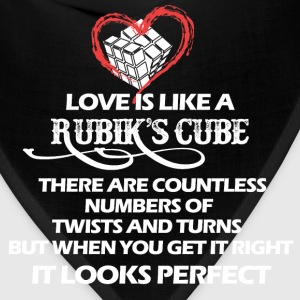 Rubik's cube - There are countless numbers - Bandana