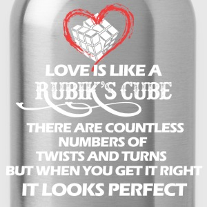 Rubik's cube - There are countless numbers - Water Bottle
