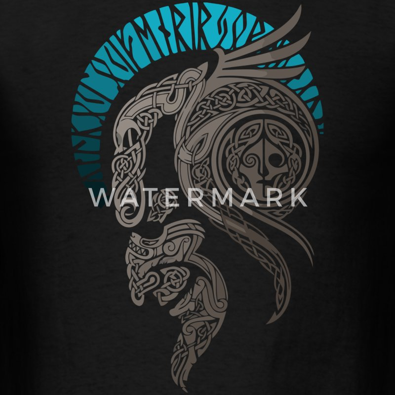 Loki - Norse Mythology for Smart People - Men's T-Shirt