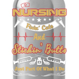 Nursing - Just part of what I do - Water Bottle