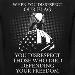 Military - Those who died defending your freedom - Men's Premium Tank