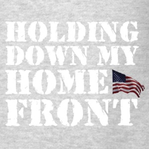 HOMEFRONT WHITE Bags & backpacks - Men's T-Shirt