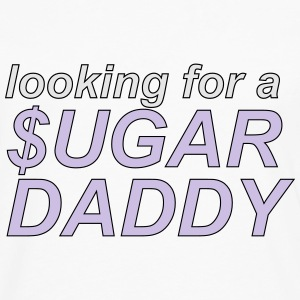 Looking for a sugar daddy T-Shirts - Men's Premium Long Sleeve T-Shirt