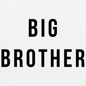 Big brother Kids' Shirts - Men's Premium Tank