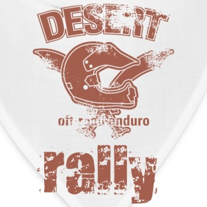 DESERT RALLY motocycle - Bandana