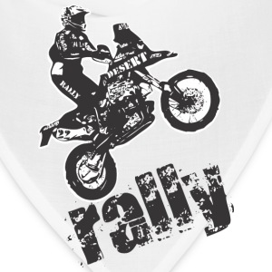 Desert Rally motorcycle - Bandana
