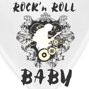 ROCK'N ROLL BABY - Bandana