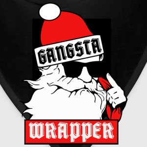 Gangsta Wrapper Hoodies - Bandana