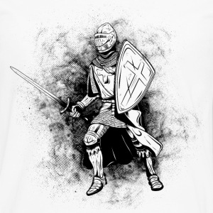Knight Templar T-shirts - Men's Premium Long Sleeve T-Shirt