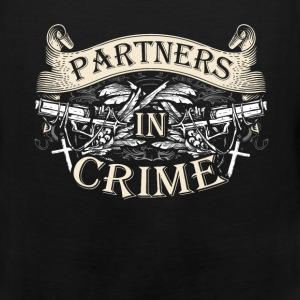 Partners in crime - Men's Premium Tank