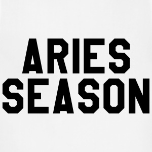 Aries season T-Shirts - Adjustable Apron