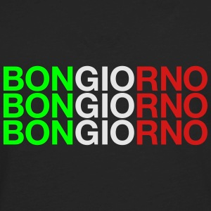 BONGIORNO - Men's Premium Long Sleeve T-Shirt
