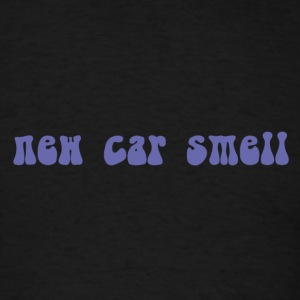new car smell - Men's T-Shirt