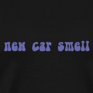 new car smell - Men's Premium T-Shirt