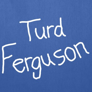 Turd Ferguson T-Shirts - Tote Bag