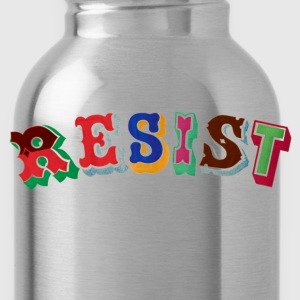 Resist T-Shirt - Water Bottle