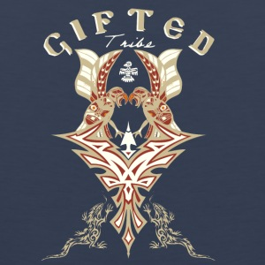 GIFTED Cult statue - Men's Premium Tank