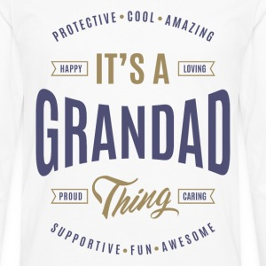 Grandad Tees Perfect Gifts - Men's Premium Long Sleeve T-Shirt